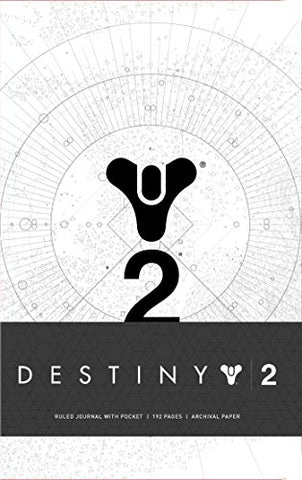 Destiny 2 Hardcover Ruled Journal (Journals)