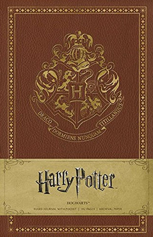 Harry Potter Hogwarts (Insights Journals)