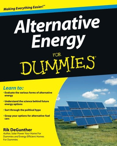 Alternative Energy for Dummies