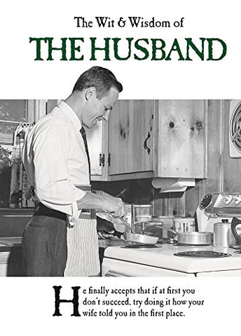 The Wit and Wisdom of Husband: from the BESTSELLING Greetings Cards Emotional Rescue