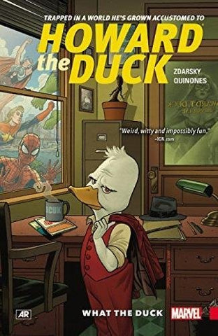 Howard the Duck Volume 0: What the Duck?