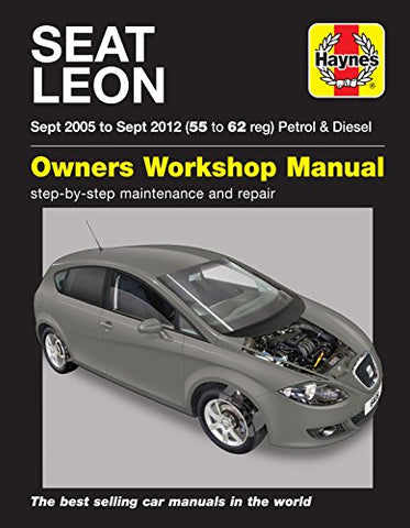 Seat Leon (Sept '05 to Sept '12) 55 to 62 reg