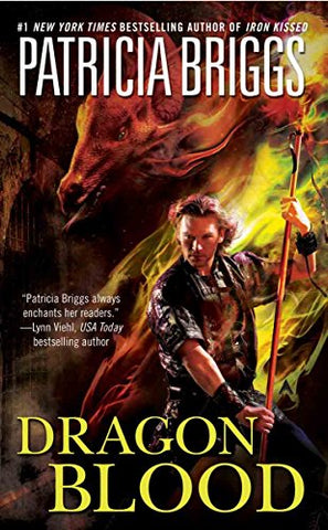 Dragon Blood (Hurog Duology (Paperback))