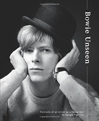 Bowie Unseen: Portraits of an Artist as a Young Man
