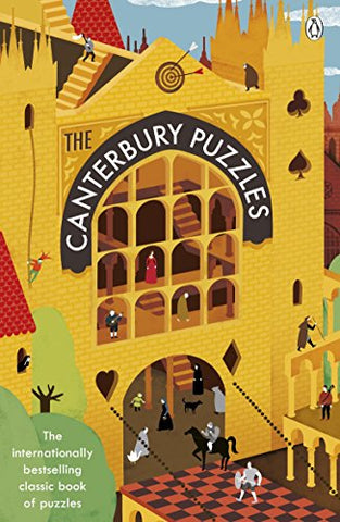 The Canterbury Puzzles (Puzzle Books)