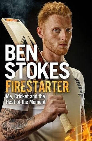 Firestarter: A compelling read for keen cricket fans