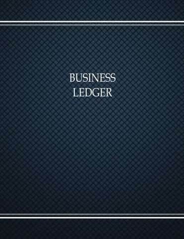 Business Ledger: 5 Columns