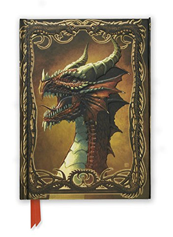 Beyit: Red Dragon (Foiled Journal) (Flame Tree Notebooks)