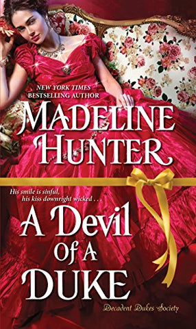 Devil of a Duke (Decadent Dukes Society)
