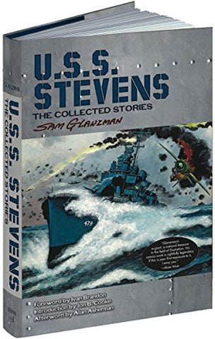 USS Stevens: The Complete Collection (Dover Graphic Novels)
