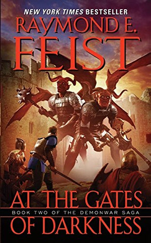 At the Gates of Darkness (Demonwar Saga (Paperback))