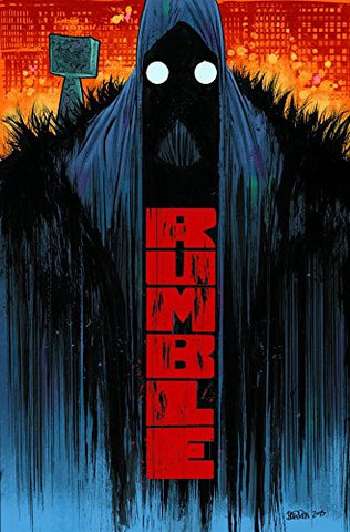 Rumble Volume 1: What Color of Darkness? (Rumble Tp)