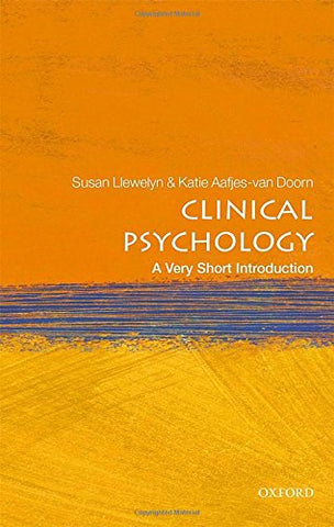 Clinical Psychology: A Very Short Introduction (Very Short Introductions)