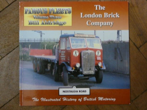London Brick Company: Vol. 3 (Nostalgia Road: Famous Fleets)