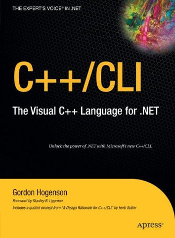 C++/CLI: The Visual C++ Language for .NET
