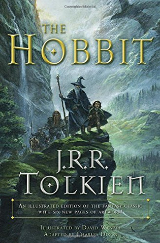The Hobbit (Graphic Novel): An Illustrated Edition of the Fantasy Classic (Lord of the Rings)