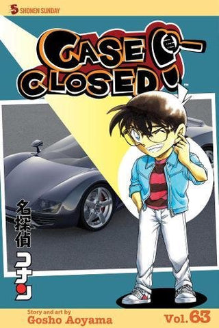 Case Closed, Vol. 63