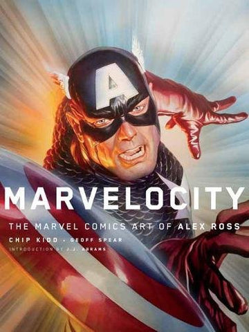 Marvelocity (Pantheon Graphic Novels)