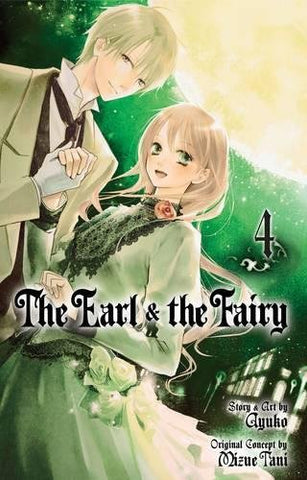 EARL AND FAIRY GN VOL 04 (The Earl and The Fairy)