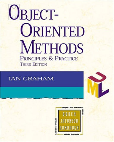 Object-oriented Methods (Object Technology Series)