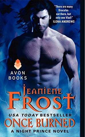 Once Burned (Night Prince, Book 1): 9