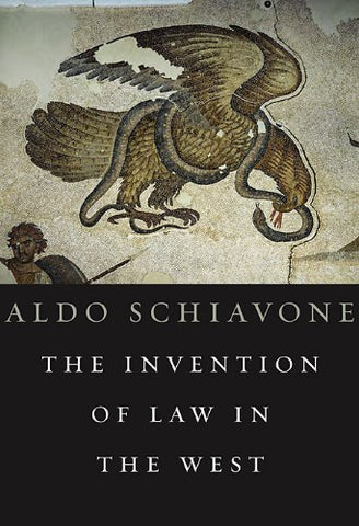 Invention of Law in the West