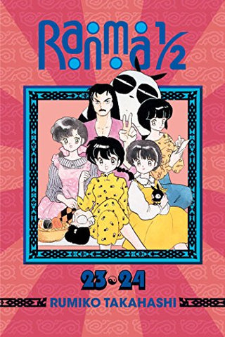 Ranma 1/2 (2-in-1 Edition) Volume 12: 23-24