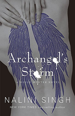 Archangel's Storm: Book 5 (The Guild Hunter Series)