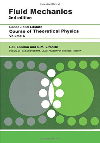 Fluid Mechanics: Volume 6 (Course of Theoretical Physics)