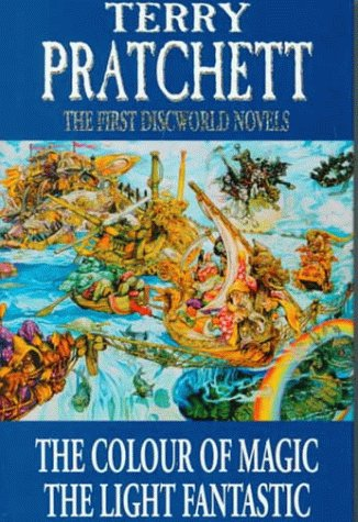 The First Discworld Novels:Colour of Magic,Light Fantastic