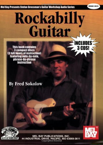 Rockabilly Guitar (Stefan Grossman's Guitar Workshop Audio)