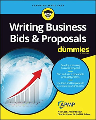 Writing Business Bids and Proposals For Dummies
