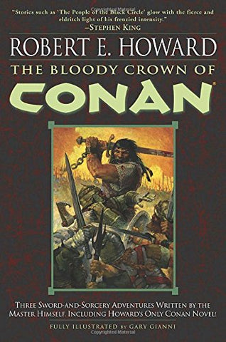 The Bloody Crown of Conan (Conan of Cimmeria (Paperback))