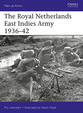 Royal Netherlands East Indies Army 193642 (Men-at-Arms)