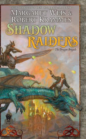 Shadow Raiders (Dragon Brigade (Paperback))