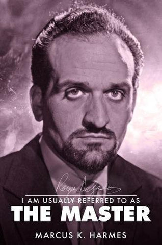 Roger Delgado: I am usually referred to as the Master