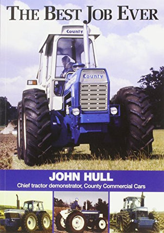 The Best Job Ever: Chief Tractor Demonstrator, County Commercial Cars