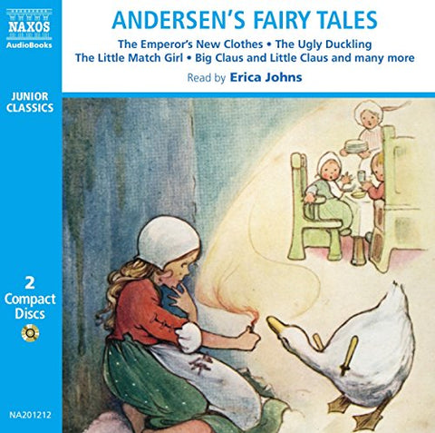 Andersen's Fairy Tales: The Ugly Duckling, The Emperor's New Clothes, etc. (Children's Classics)