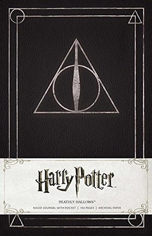 Harry Potter Deathly Hallows (Insights Journals)