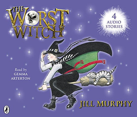 The Worst Witch; The Worst Strikes Again; A Bad Spell for the Worst Witch and The Worst Witch All at Sea