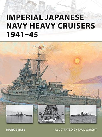 Imperial Japanese Navy Heavy Cruisers 194145 (New Vanguard)