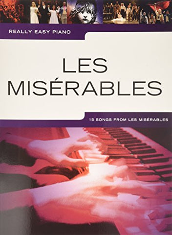 Really Easy Piano: Les Misrables