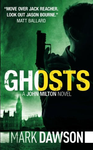 Ghosts: Volume 5 (John Milton)