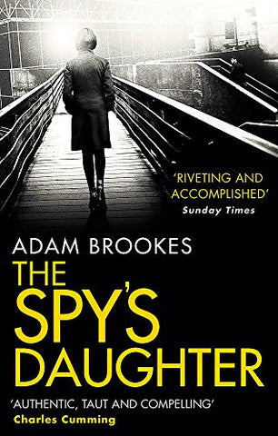The Spy's Daughter (Philip Mangan 3)