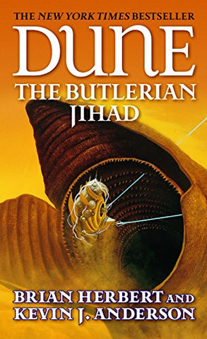 Dune: The Butlerian Jihad: Book One of the Legends of Dune Trilogy (Dune (Paperback))