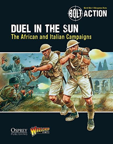 Bolt Action: Duel in the Sun: The African and Italian Campaigns