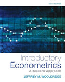 Introductory Econometrics: A Modern Approach (Upper Level Economics Titles)