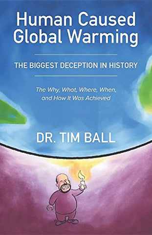 Human Caused Global Warming