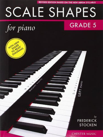 Scale Shapes for Piano Grade 5 2009 Syllabus