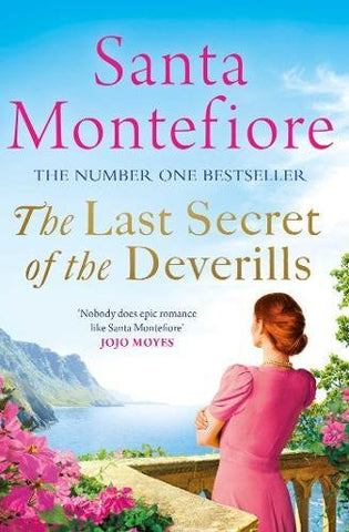 The Last Secret of the Deverills (Deverill Chronicles 3)